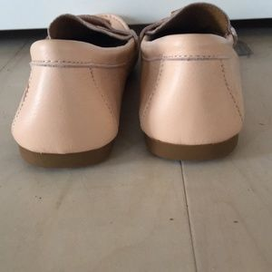 Coach Shoes - NWOB Coach Fredrica pebbled leather loafers